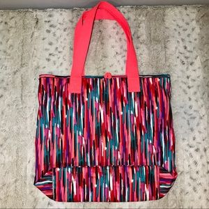9d36891f9860 Nike Bags - 🆕Nike Rowena Multi-Colored Logo Tote Bag